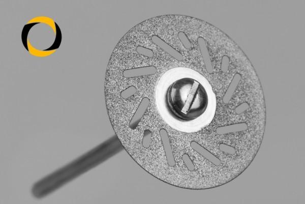 Trennscheibe Typ EM Durchmesser 22mm Stärke 0,2mm